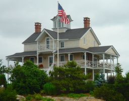 Thimble Islands Home